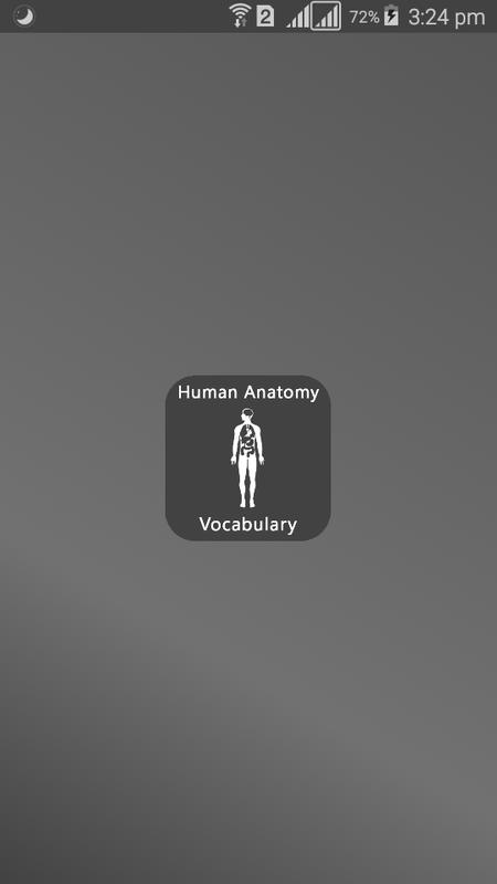 Human Anatomy Vocabulary Apk Download Free Education App For