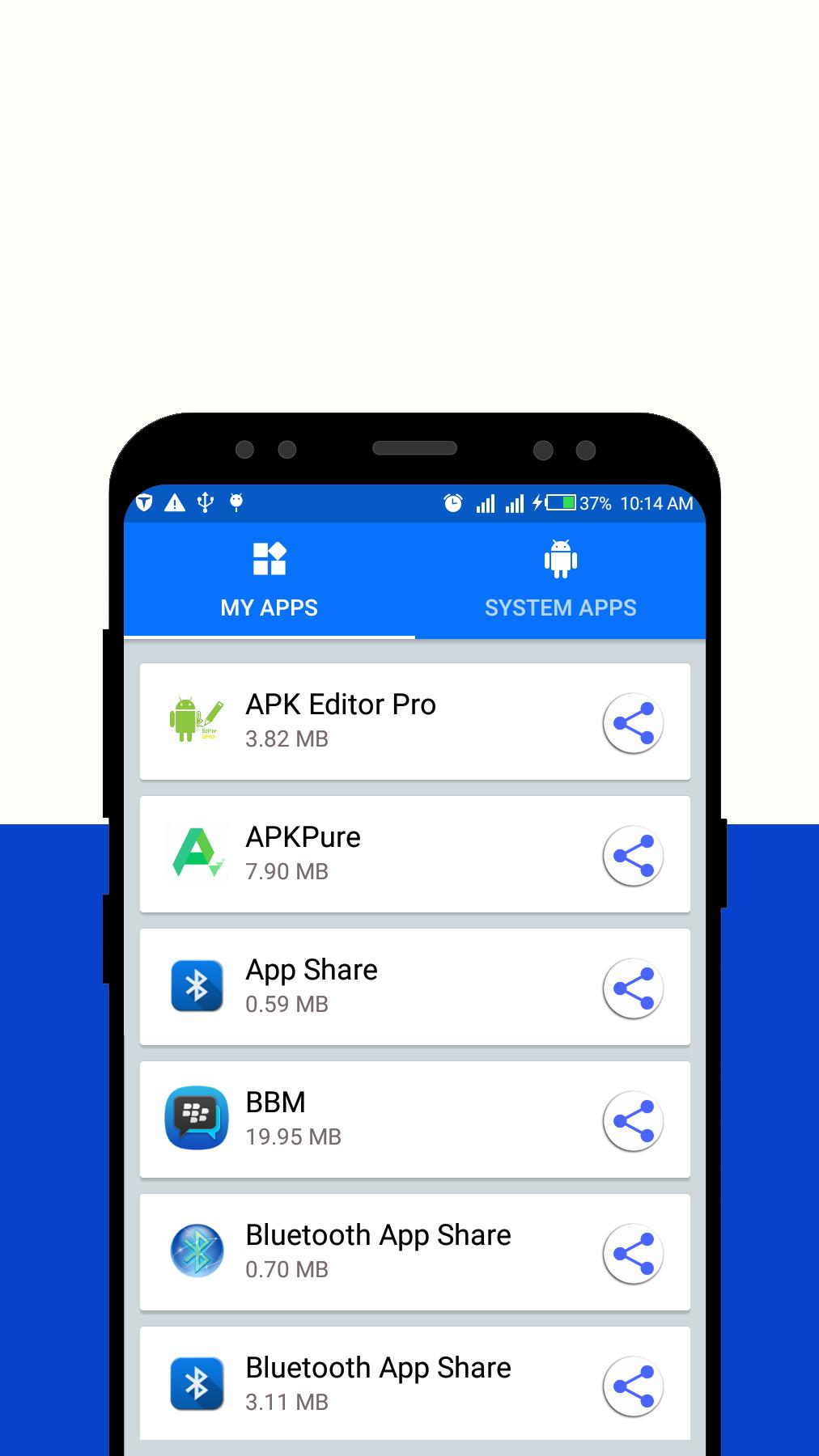 Bluetooth App Share for Android - APK Download