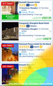 Booking Deals in Shanghai poster
