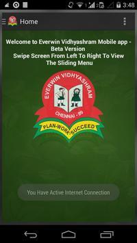 Everwin Vidhyashram poster
