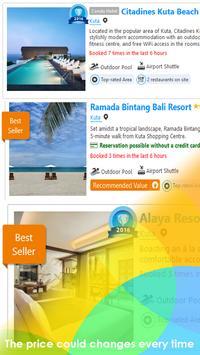 Hotel Deals in Bali screenshot 1