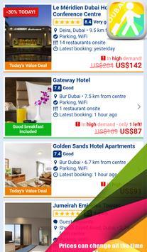 Hotel Deals in Dubai apk screenshot