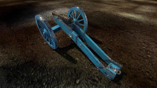 Alamo Cannon apk screenshot