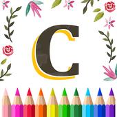 Creative Haven Coloring Book icon