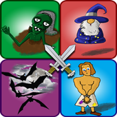 Card Game 4 Races icon