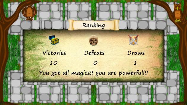 Card Game 4 Races apk screenshot