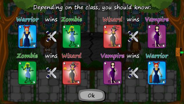 Card Game 4 Races screenshot 2