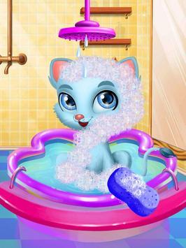 Kitty Pet Salon - Daycare poster