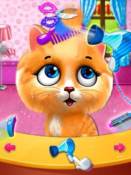 Crazy Kitty Hair Salon screenshot 4