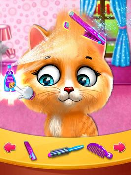 Crazy Kitty Hair Salon screenshot 1