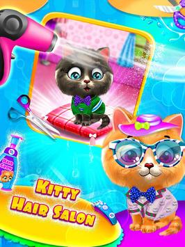 Crazy Kitty Hair Salon screenshot 2