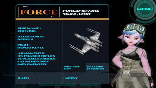 Star Force Jets - Force Fighters screenshot 1