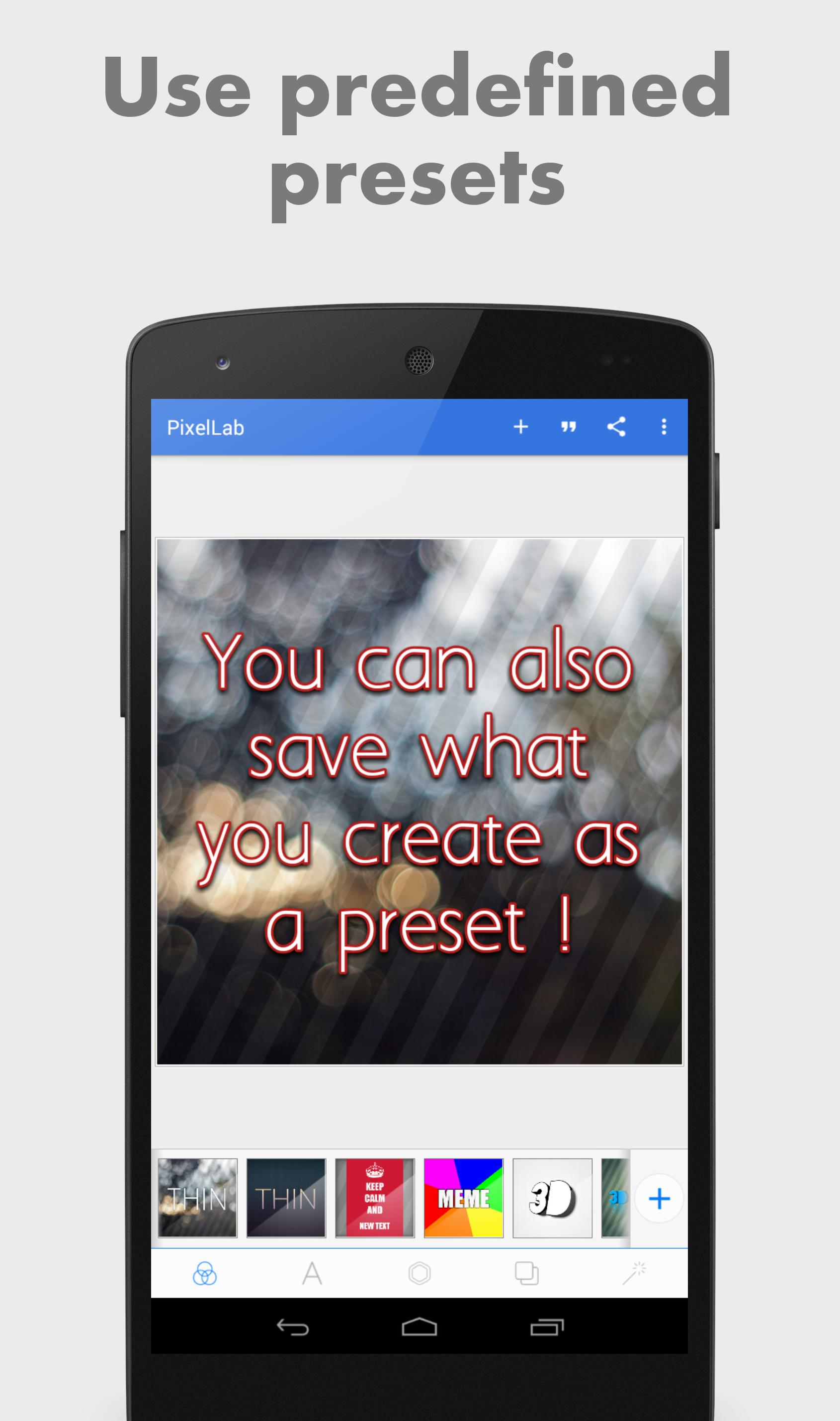 PixelLab for Android - APK Download
