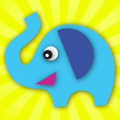Toddler Educational Puzzles: Pooza for Toddlers icône