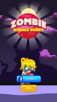 Zombie Bubble Burst poster