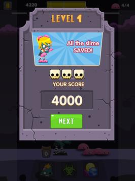 Zombie Bubble Burst screenshot 14