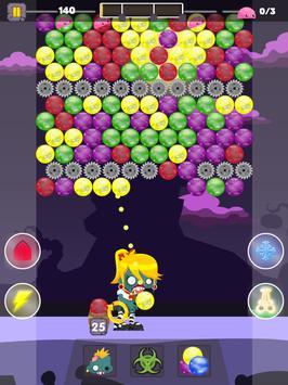 Zombie Bubble Burst screenshot 15