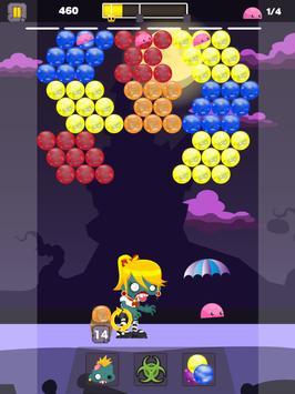 Zombie Bubble Burst screenshot 12