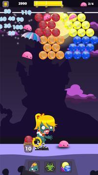 Zombie Bubble Burst screenshot 4