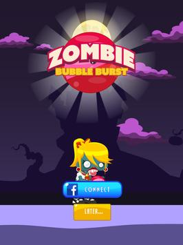 Zombie Bubble Burst screenshot 8