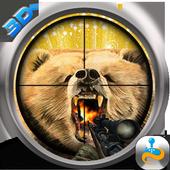 Wild Bear Hunting Simulator icon