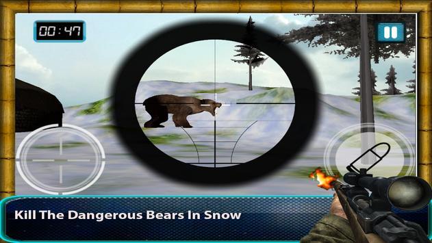 Wild Bear Hunting Simulator screenshot 3