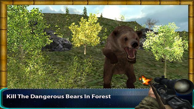 Wild Bear Hunting Simulator screenshot 12