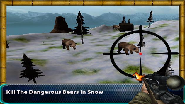 Wild Bear Hunting Simulator screenshot 7