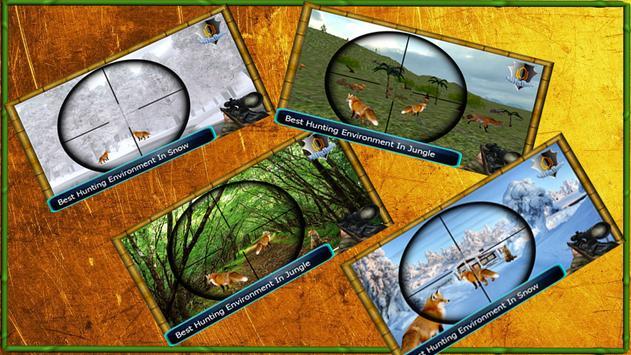 Fox Simulator Hunting 3D screenshot 10