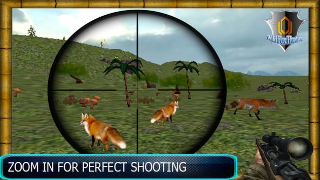 Fox Simulator Hunting 3D screenshot 2