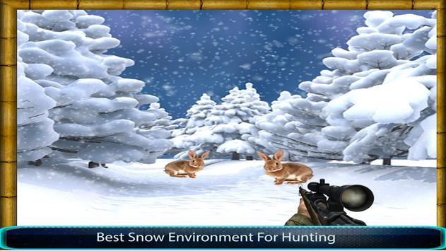 Wild Animal Rabbit Simulator screenshot 1