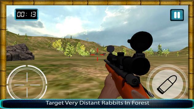 Wild Animal Rabbit Simulator screenshot 2