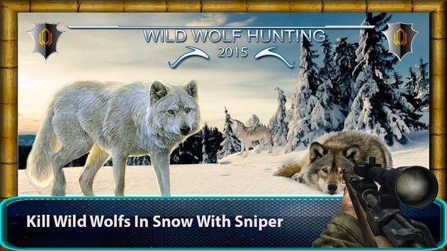 Hunting Wild Wolf Simulator poster