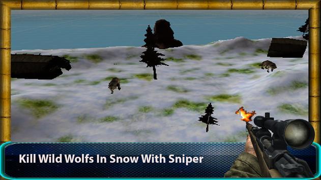 Hunting Wild Wolf Simulator screenshot 11