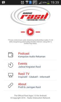 Rasil Network poster