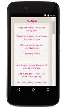 Jessie J Complete Lyrics apk screenshot