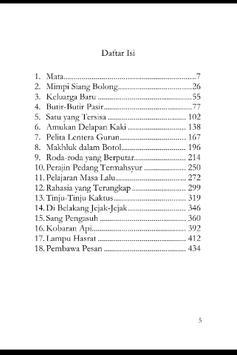 Lampu Hasrat Novel Gratis screenshot 1