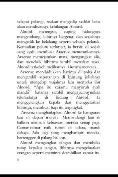 Lampu Hasrat Novel Gratis screenshot 3
