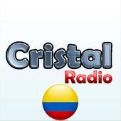 Radio Cristal Medellin Gratis icon