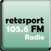 Retesport 105.6 FM APP Gratis icon