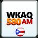WKAQ 580 AM Puerto Rico Radio 580 AM