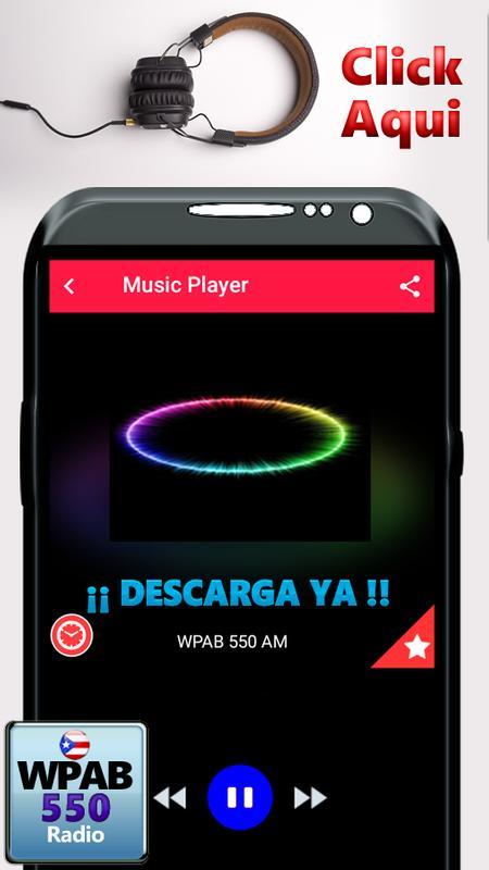 WPAB 550 AM Radio 1