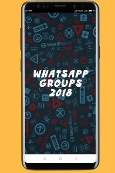 Whatsapp groups 2018 screenshot 1