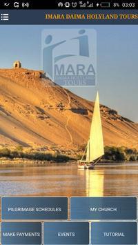 Imara Pilgrimage poster