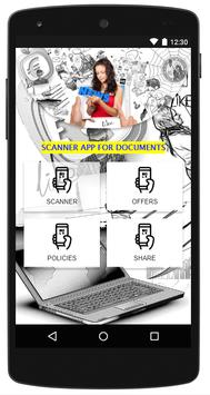 Best HD Scanner APP free for documents and edit screenshot 1