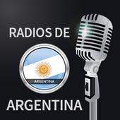Argentina Radio Stations online - argentina fm am icon