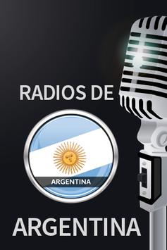 Argentina Radio Stations online - argentina fm am poster
