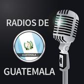 Todas las radios de Guatemala FM gratis! icon