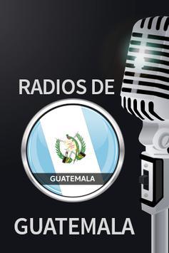 Todas las radios de Guatemala FM gratis! poster