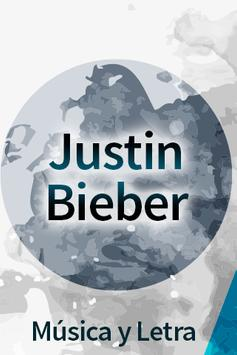 Justin Bieber-Music and lyrics poster